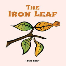 Load image into Gallery viewer, The Iron Leaf Disc Golf Shirt