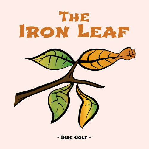 The Iron Leaf Disc Golf Shirt