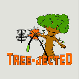 Tree-Jected Disc Golf Shirt