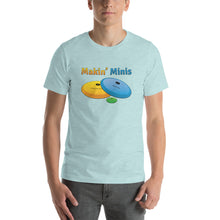 Load image into Gallery viewer, Makin' Minis Disc Golf Shirt