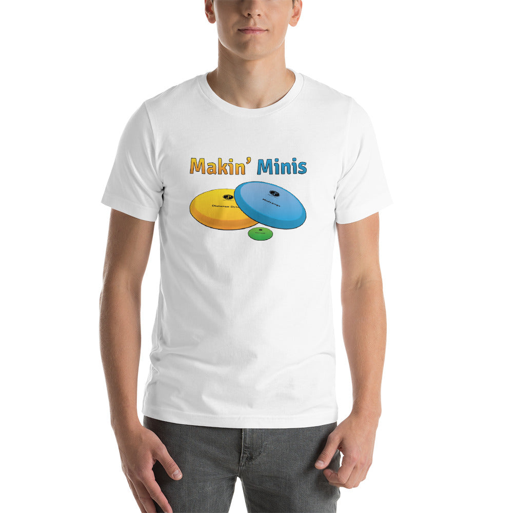 Makin' Minis Disc Golf Shirt