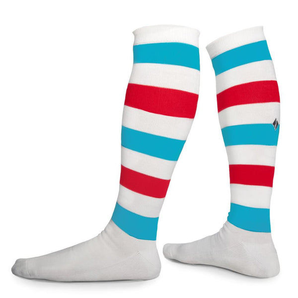 Barbershop Striped Socks