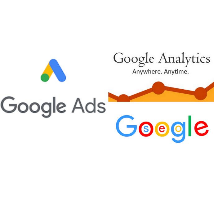 Google Ads, Analytics and SEO (MONTHLY MAINTENANCE PLAN)