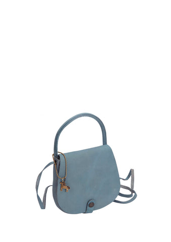 MY SADDLE BAG Mini Baby Blue