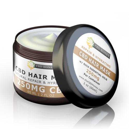 Hydrating CBD Repair Hair Mask