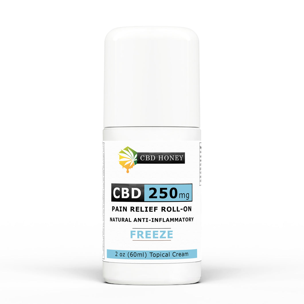 Freeze CBD Pain Relief Roll-On With Menthol