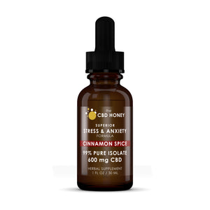 99% Pure Isolate CBD MCT Oil 600MG