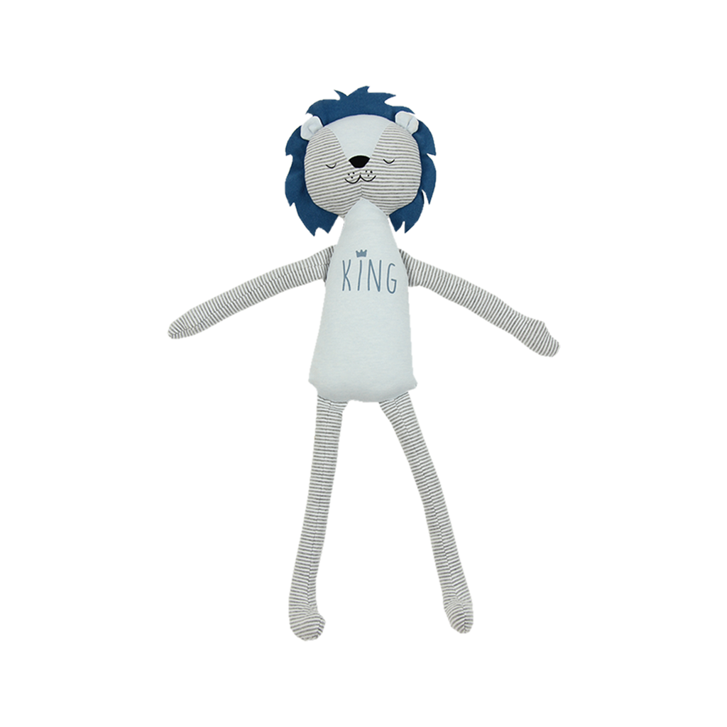 blue lion jersey doll