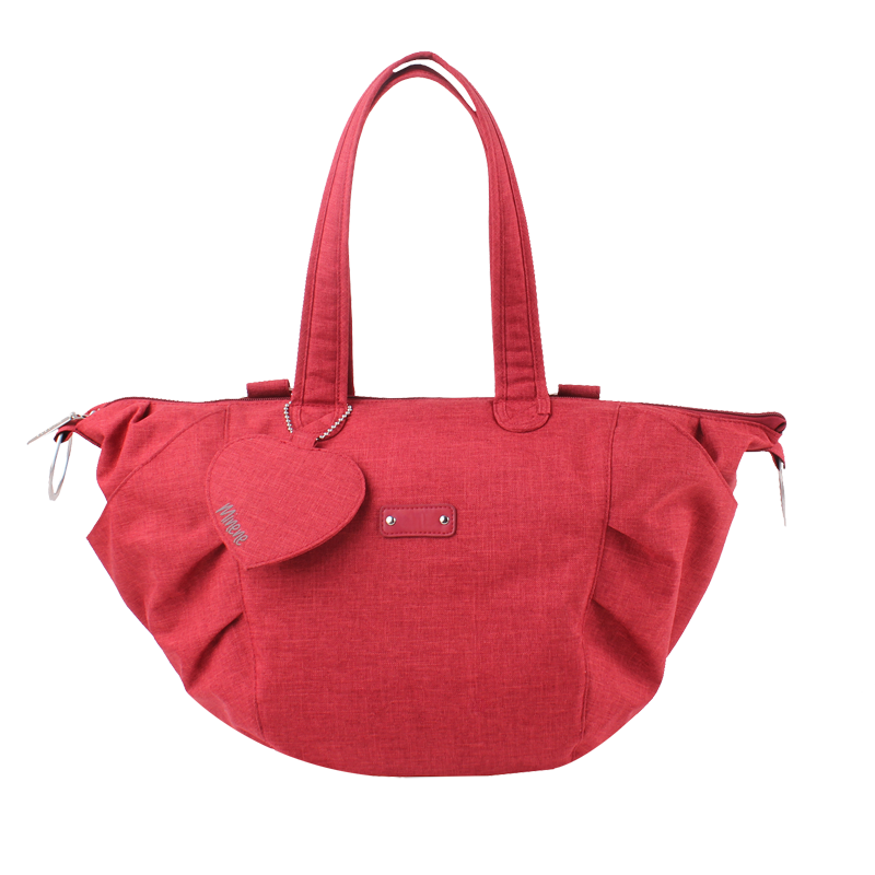 Amelie changing bag- red