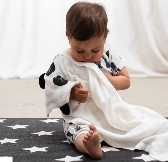 bamboo animal swaddles