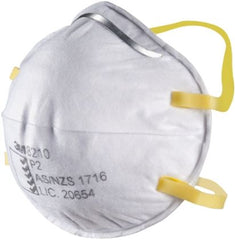 3M 8210 Disposable Cupped Particulate Respirator P2 - Box of 20