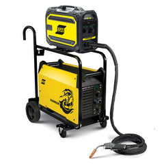 Esab Warrior 500i CC/CV with Robust Feed Pro Wire Feeder