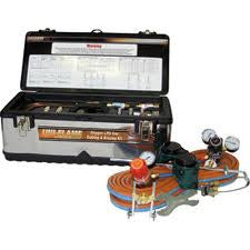 UNI-FLAME OXYGEN / LPG GAS CUTTING & BRAZING KIT