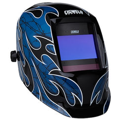 Cigweld ProPlus+ Digital Auto-Darkening Helmet – Barbed Wire
