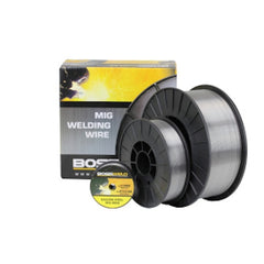 BOSS GASLESS MIG WIRE 1.2mm- 4.5KG