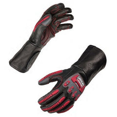 LINCOLN ROLL CAGE WELDING RIGGING GLOVES