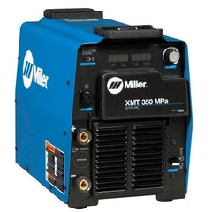 MILLER XMT 350 MPa PULSE CC/CV MULTI - PROCESS MACHINE