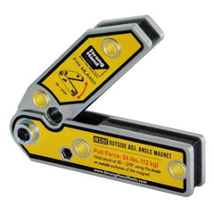 Strong Hand Tools Inside/Outside Adjustable 30 to 270 Deg Welding Magnets - MLA450