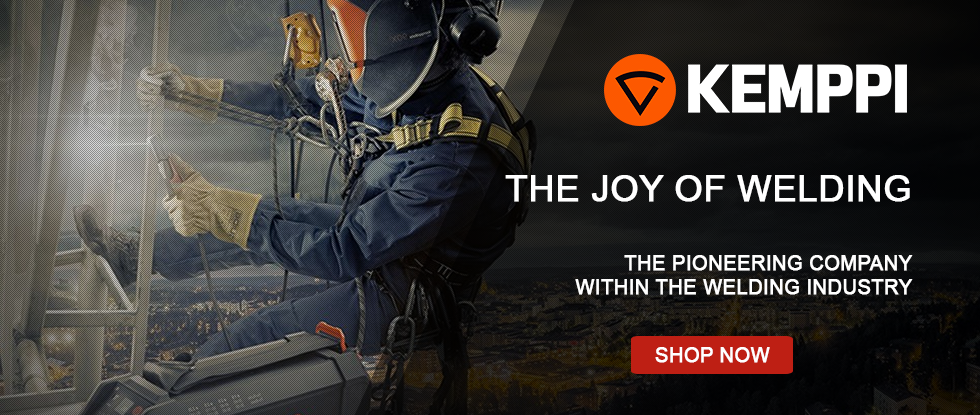 Buy Kemppi welding equipment