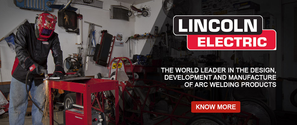 Lincoln welding products