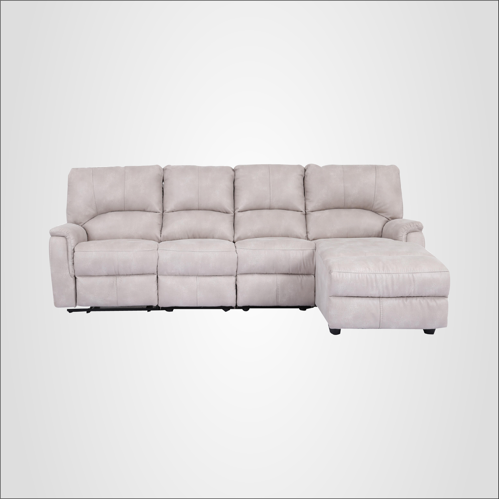 Liberty L-Shaped Recliner Sofa