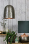 Hanglamp - Olivia - Nikkel - Light & Living