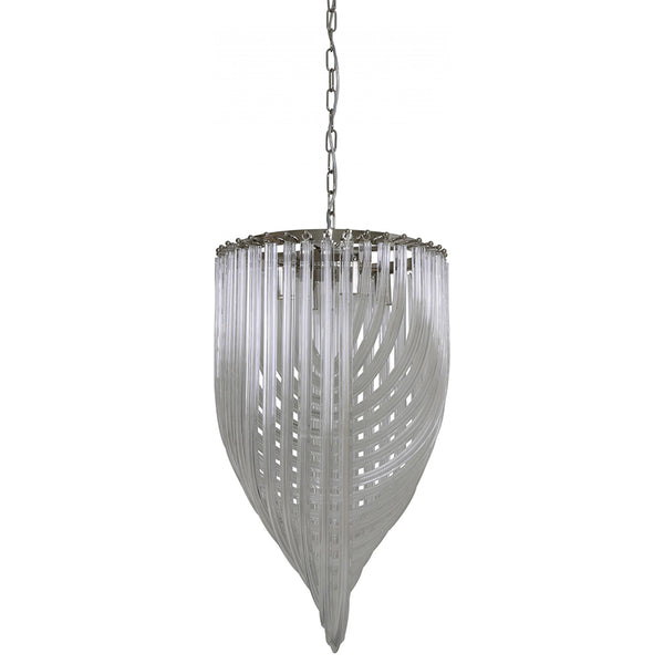 Hanglamp - Arabella - 4 Lights - Zwart - Light & Living