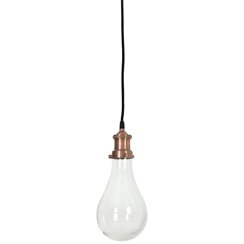 Hanglamp - Gida - koper - Light & Living