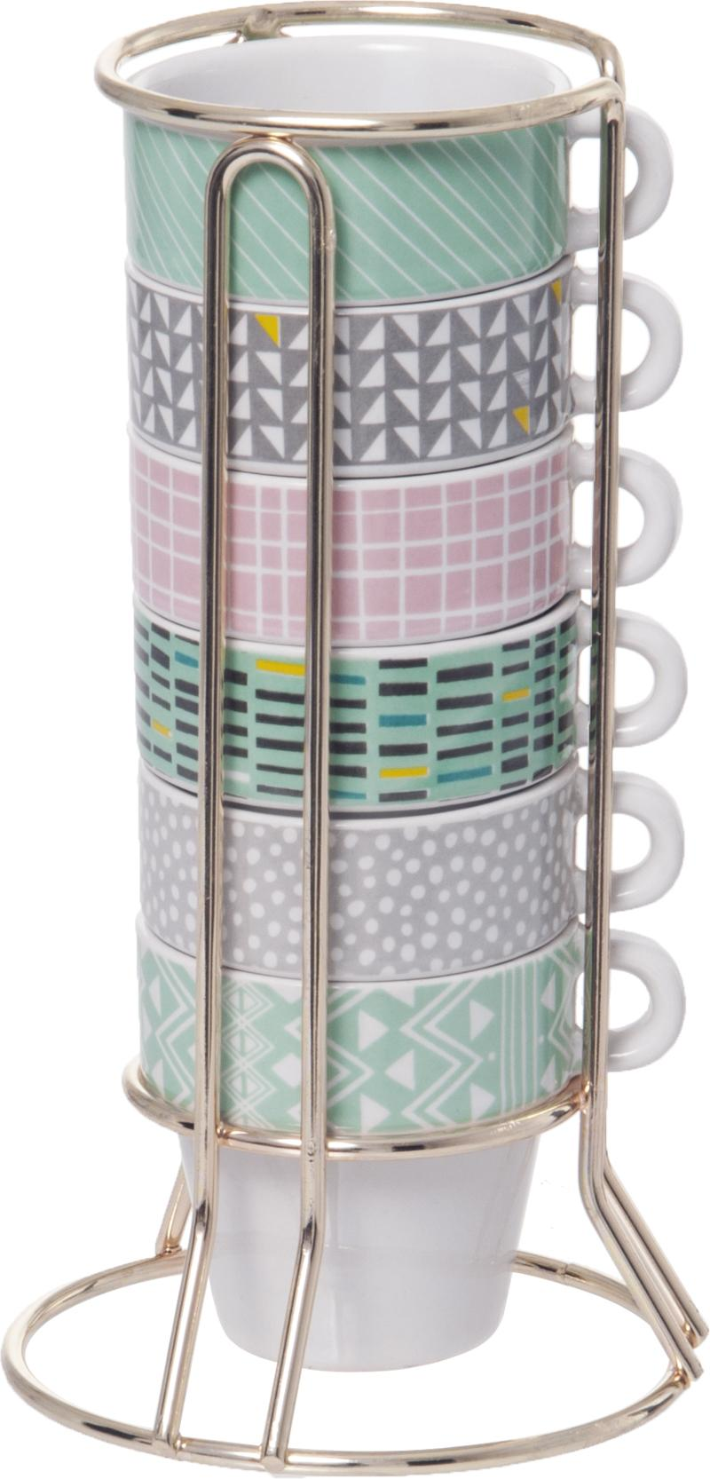 Ristretto toren Aztec - Multicolour - Present Time