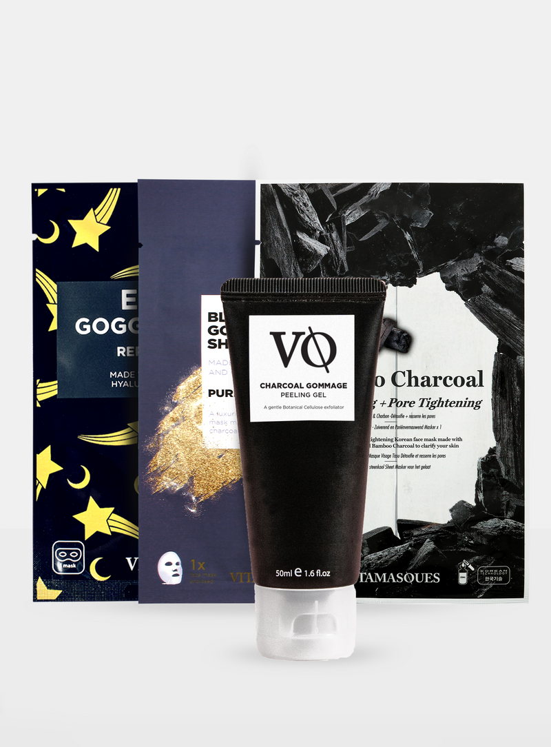 Black Edition: Exfoliation Bundle