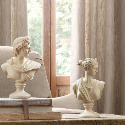Couple statues grecques