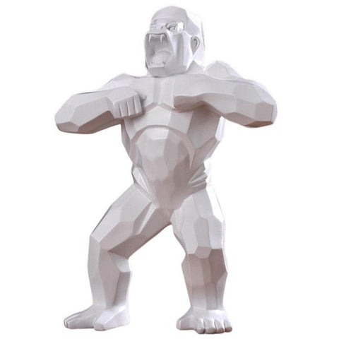 Statue Origami King Kong