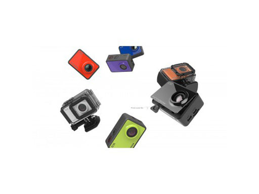 Activeon CA08FBS Front Color Kit für Action-Kamera Camcorder Activeon CX - azurano.de