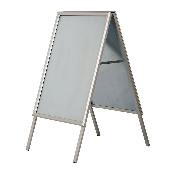 A-Frame Double Sided A1 Snap Frame Pavement Sign
