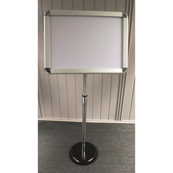 A3 Aluminum Framed Display Stand FRA-SH1 - Hang and Display