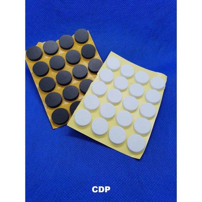 Adhesive CD Foam Dots CD Holder CDP-CD Dots-Hang and Display