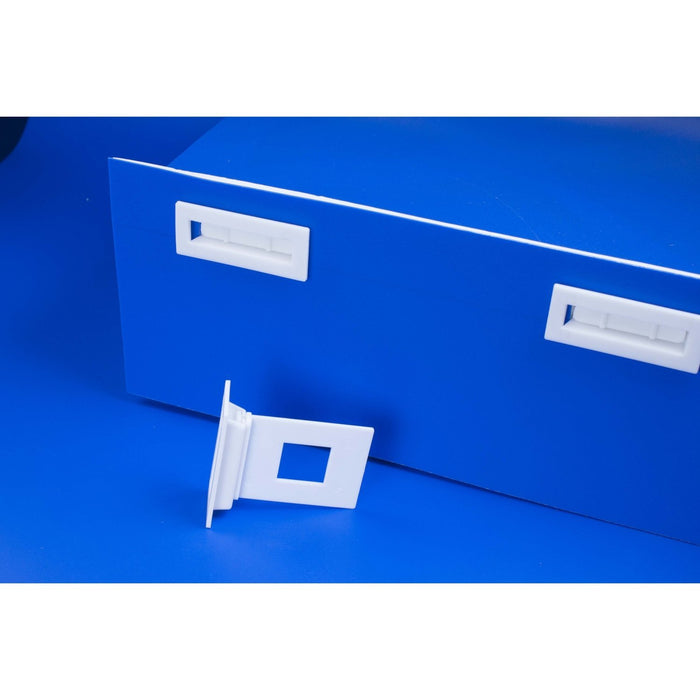 Corro Shelf Support Clip for Corrugated Cardboard Displays COR50 - Hang and Display