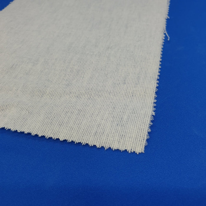 Cotton Fabric Extra Large Sheet - Soft Brushed White Cotton Roll 2.6 x 25 Meters