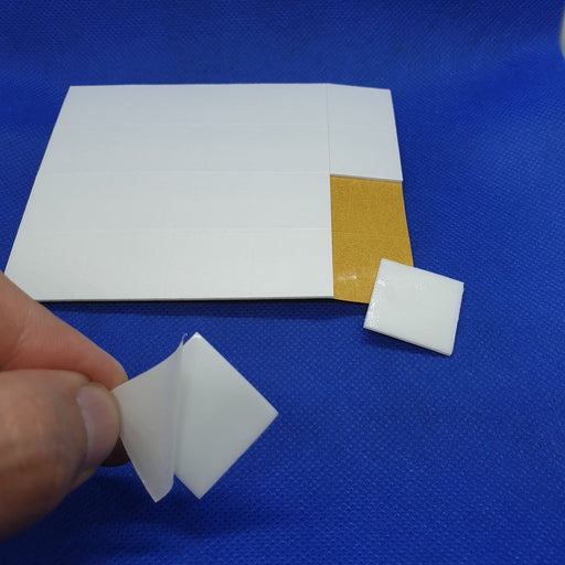 Double Sided Permanent Adhesive Foam Pads on Sheet FOA1/DR - Hang and Display