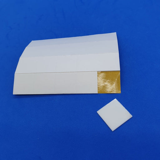 Double Sided Permanent Adhesive Foam Pads on Sheet FOA1/DR-Adhesive Pads-Hang and Display