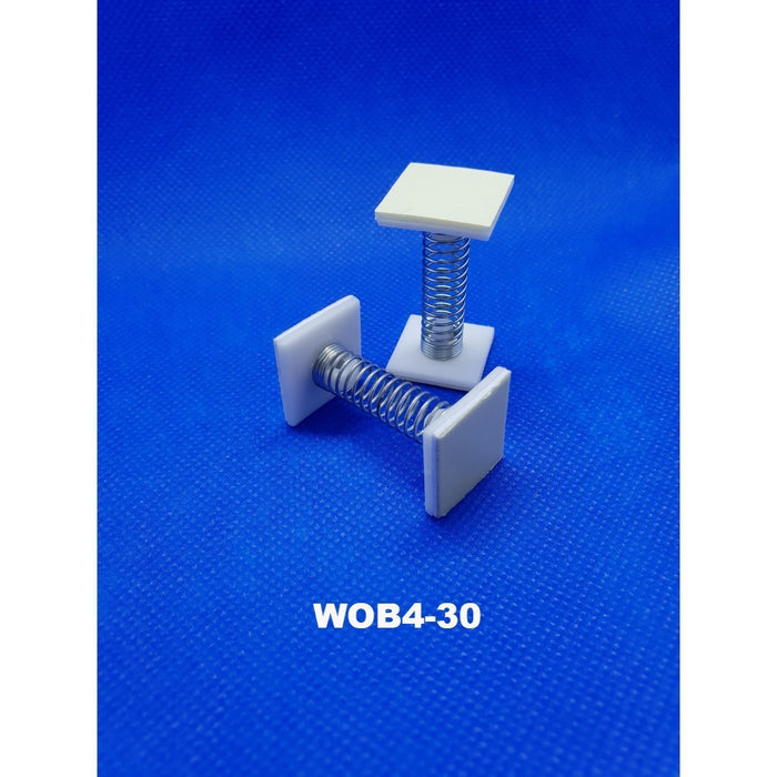 Euro Spring Wobbler with Adhesive Pads WOB4-Spring Wobblers-Hang and Display