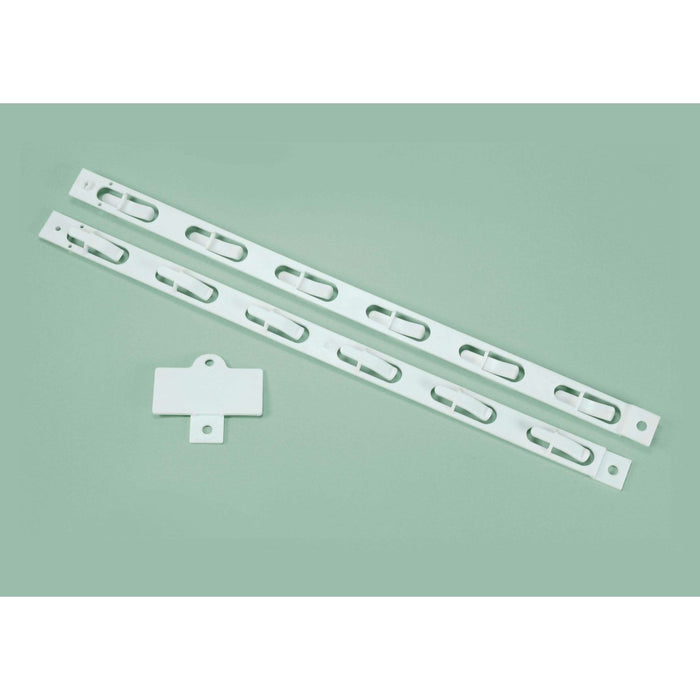 Extendable Plastic Clip Strip H108 HP108-Hang Strip-Hang and Display