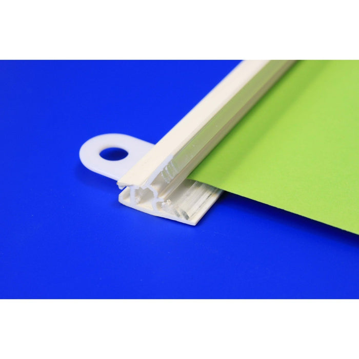 Gripper Snap Lock Poster Rail Kit POS13-Poster Profiles-Hang and Display