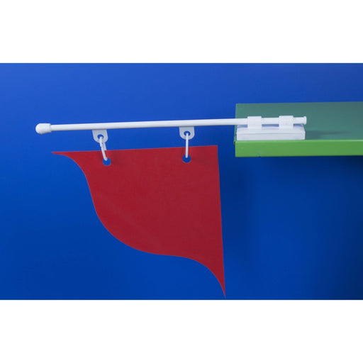 Magnetic Base Banner and Sign Holder BAN1/C-Banner Holders-Hang and Display