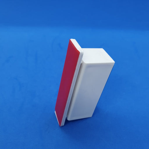 Magnetic Header Card Sign Holder with Adhesive