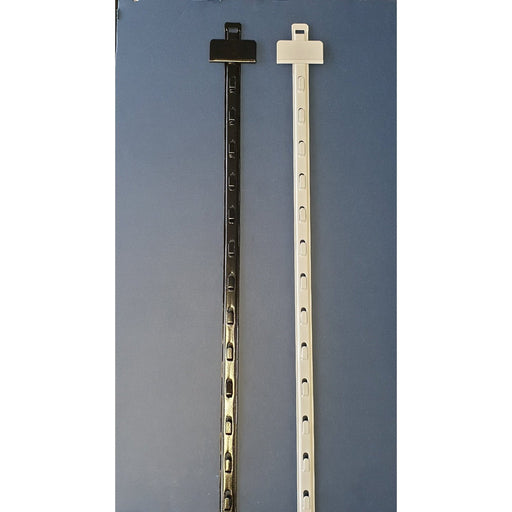 Metal Hang Strip 15 Station 860mm SEL7-Hang Strip-Hang and Display