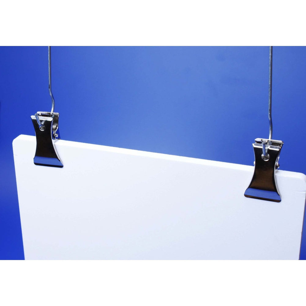 Metal Hanging Clip with Hole CLI10 - Hang and Display