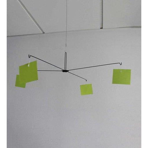 Metal Mobile 4 Sided Ceiling Sign Hanger HAN32-Mobile Hangers-Hang and Display