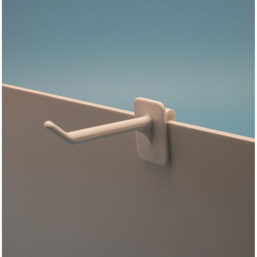 Multi Display Single Prong Plastic Merchandising Hook HP-Multi-Display Hooks-Hang and Display