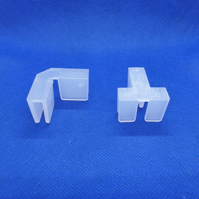 Panel Assembly Connector Angle Joiner COR12 COR13-Corrugated Cardboard Display Accessories-Hang and Display